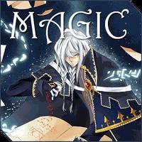 Ikon Sony XPERIA™ Magic Theme