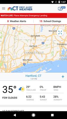 NBC Connecticut Android - Baixar NBC Connecticut grátis Android