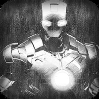 Icône de Super héros
