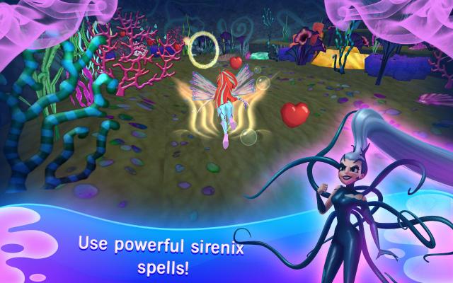 Winx Sirenix Power 1 7 1 Download Gratis Android