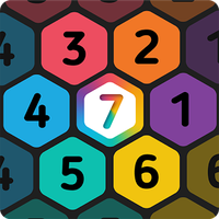 Icône de Make7! Hexa Puzzle