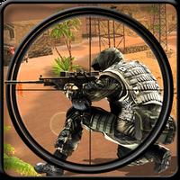 Icône apk Armée désert Commando Guerre