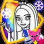 PINKFONG! 雪の女王ぬりえ 6