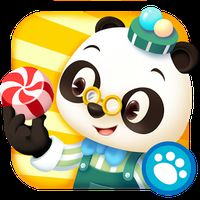 Ikon Pabrik Permen Dr. Panda