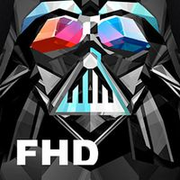 Minimalist FHD Wallpapers Art apk icon