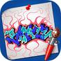 How to draw Graffiti 1.0.1 APK