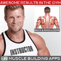 Ícone do Muscle Building Back+Shoulders