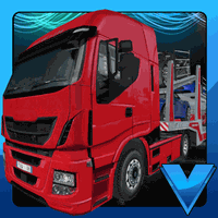 Truck Parking: Car Transporter icon
