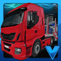 Truck Parking: Transporter Car 1.7