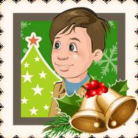 Ícone do Foto Molduras de Natal