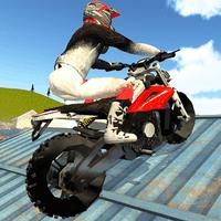 Icône de Daredevil Stunt Rider 3D