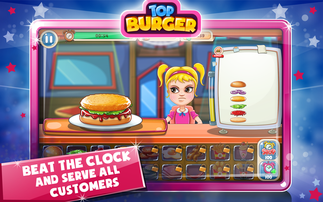 Descargar Juegos De Cocinar Hamburguesas 2 1 Gratis Apk Android