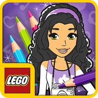 Иконка LEGO® Friends Maker Studio