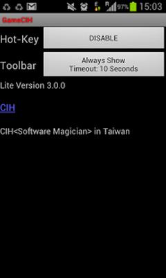 Baixar GameCIH (CheatIng Hacker) 3 0 3 APK Android grátis
