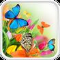 Papillon Fond Animé 4.0
