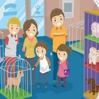 Ícone do Pet Shop Game 3D