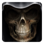 Crânios Papel de Parede Vivo 7.6