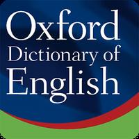 Ikona Oxford Dictionary of English T