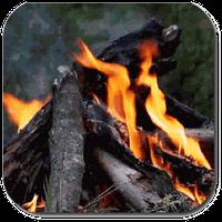 Ateş Canlı Duvar Kağıdı APK Simgesi