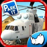 Icoană apk Helicopter 3D Rescue Parking