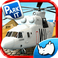 Helicopter 3D Rescue Parking アイコン