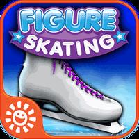 Figure Skating 아이콘