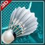 Tüm rakiplerini yenerek bir badminton şampiyonu ol!