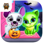 Kiki & Fifi Halloween Salon - Scary Pet Makeover 1.0.26