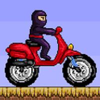 Ikon apk Ninja motorcross - Racing game