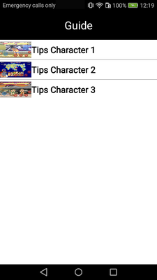 Download Guide for Street Fighter(SF) 1 free APK Android