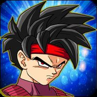 Ícone do apk Super Saiyan Dragon Z Warriors