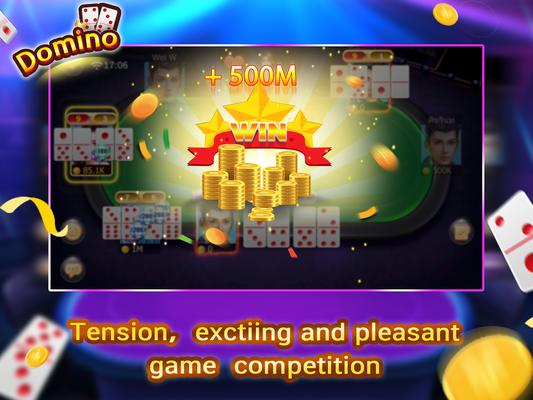 Domino Qiuqiu 99 Kiu Kiu Online Free Dice Android Free Download