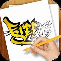 Downloaden Sie Die Kostenlose Lernen Sie Graffiti Zeichnen 1 01 Apk