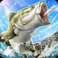 Ícone do Bass Fishing 3D II