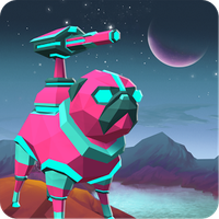 Ícone do Morphite: 3d FPS Planet Exploration (Final Beta)
