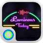 Neon Lights Hola Theme 3.0 APK