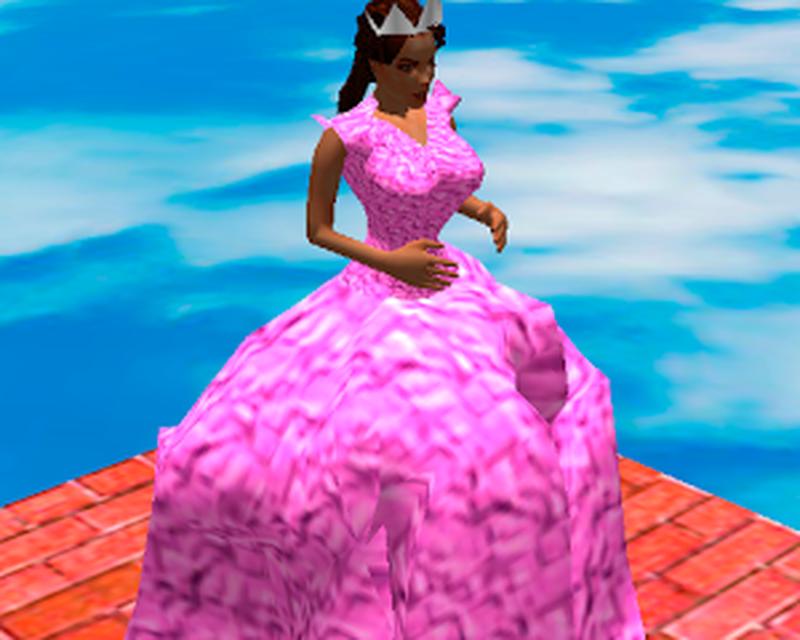 бегущая принцесса скачать игру - фото 7