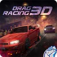 Drag Racing 3D Simgesi