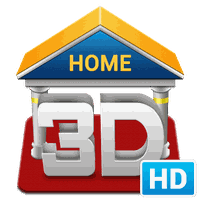 APK-иконка 3D Home HD