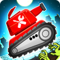 Zombie Survival Games: Pocket Tanks Battle  APK