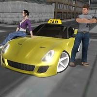 Icono de Crazy Driver 3D Taxi Deber