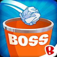 Иконка Paper Toss Boss