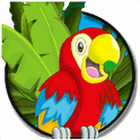 Ícone do Pet Parrot Pro - 2D Simulator