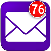 Email YAHOO Mail Mobile Tutor Login apk icon