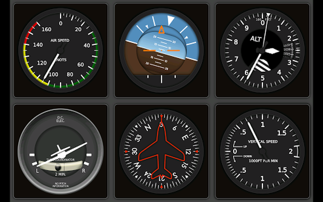 X Plane Steam Gauges Pro Android - Free Download X Plane