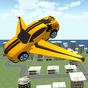 Flying Muscle Transformer Car 1