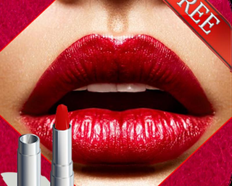 Lipstick Makeup Editor Android - Free Download Lipstick Makeup