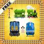 Trenes Rompecabezas para niños  APK