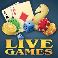 Иконка Онлайн Игры LiveGames