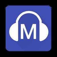 Material Audiobook Player Simgesi